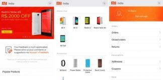 Xiaomi Mi Store APK