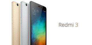 Xiaomi Redmi 3 Photo