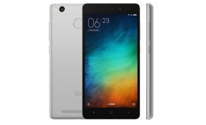 Xiaomi Redmi 3s Photo