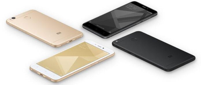 Xiaomi Redmi 4 Phone