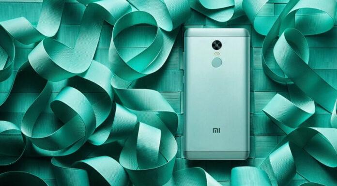 Xiaomi Redmi Note 4X Photo