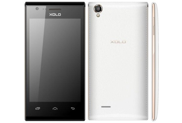 Xolo A550s IPS Photo