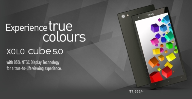 Xolo Cube 5.0 PC Suite
