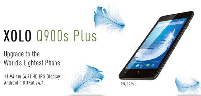 Xolo Q900s Plus Photo
