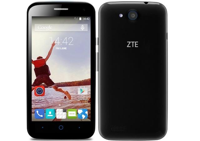 ZTE Blade Qlux 4G Photo