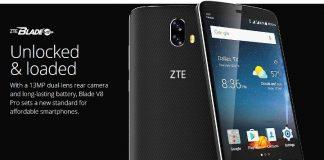 ZTE Blade V8 Pro Photo