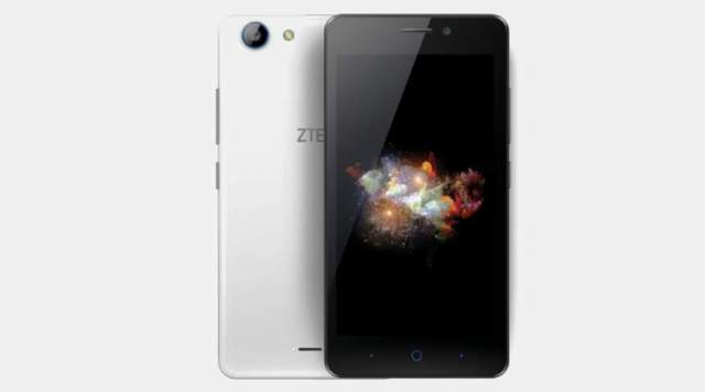 ZTE Mighty 3c Phone