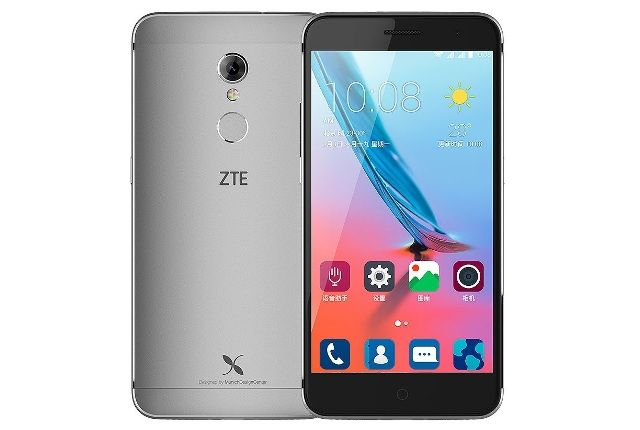 ZTE Small Fresh 4 Photo