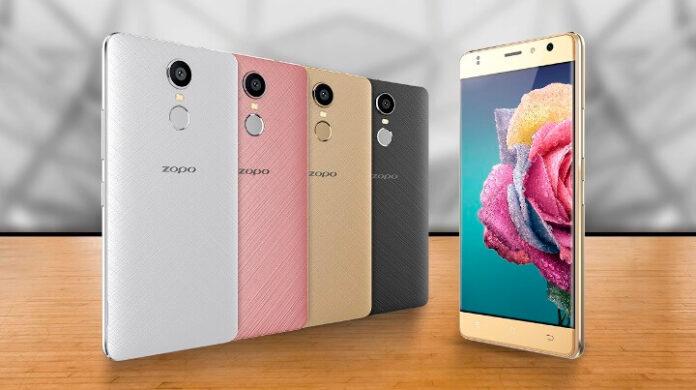 Zopo Color F5 Photo