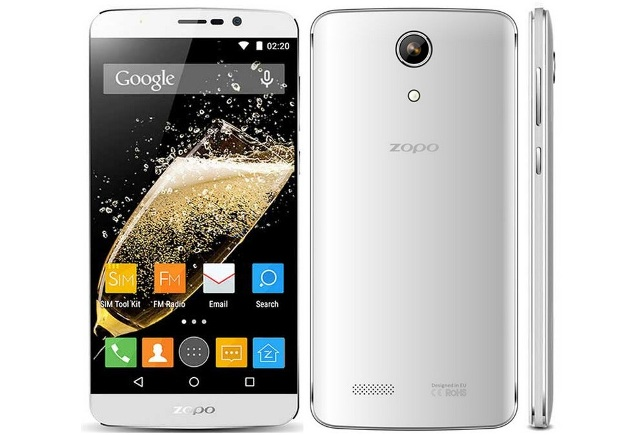 Zopo Speed 7 Plus Phone