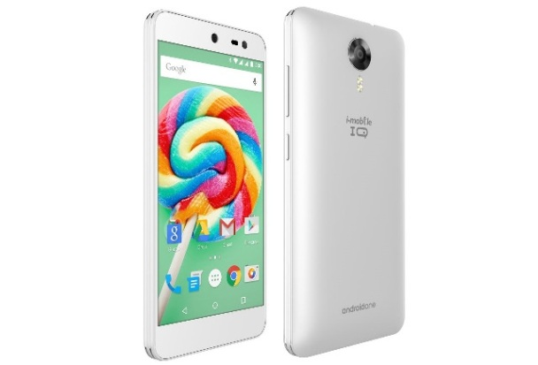 i-mobile IQ II Android One