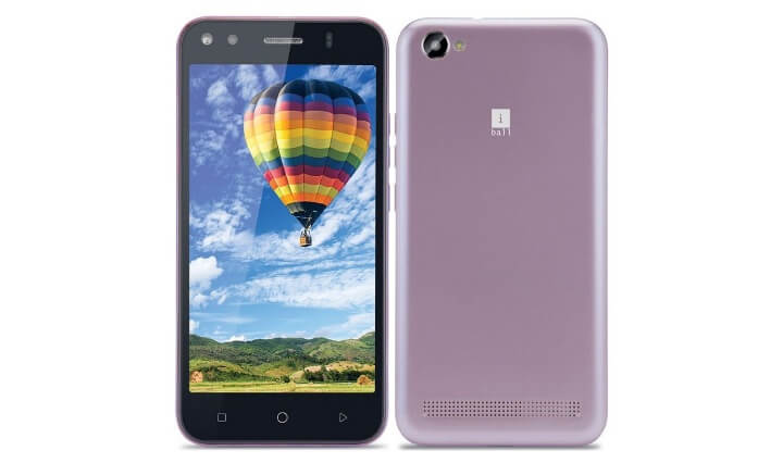 iBall Andi Wink 4G
