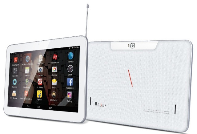 iBall Slide 3G 1026-Q18 Photo