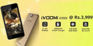 iVOOMi iV505 Photo