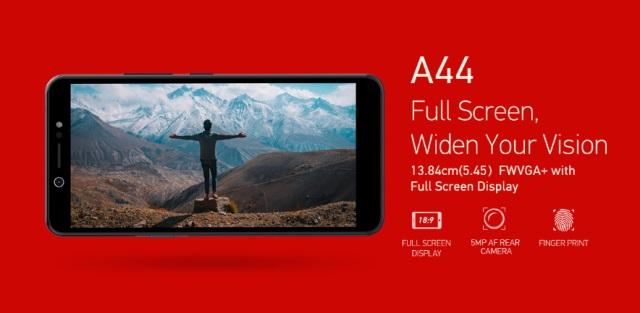 itel A44 Pro